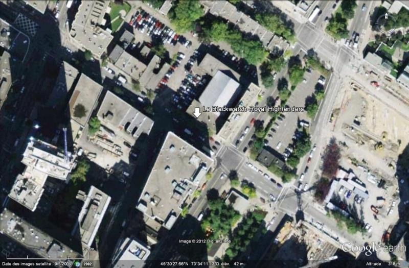 [Canada] - La Caserne du Black-watch, l'un des rares exemples d'architecture militaire à Montréal Le_bla10