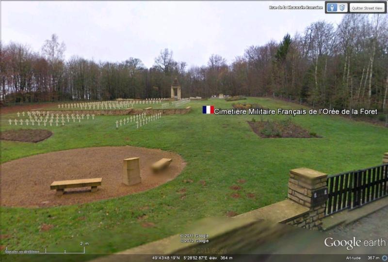 A la découverte des mémoriaux et cimetières militaires - Page 3 Le_cim10