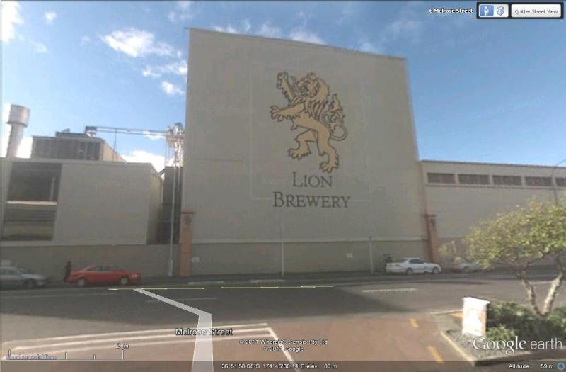 [Nouvelle-Zélande] - La Brasserie du Lion Auckland Lion_b10