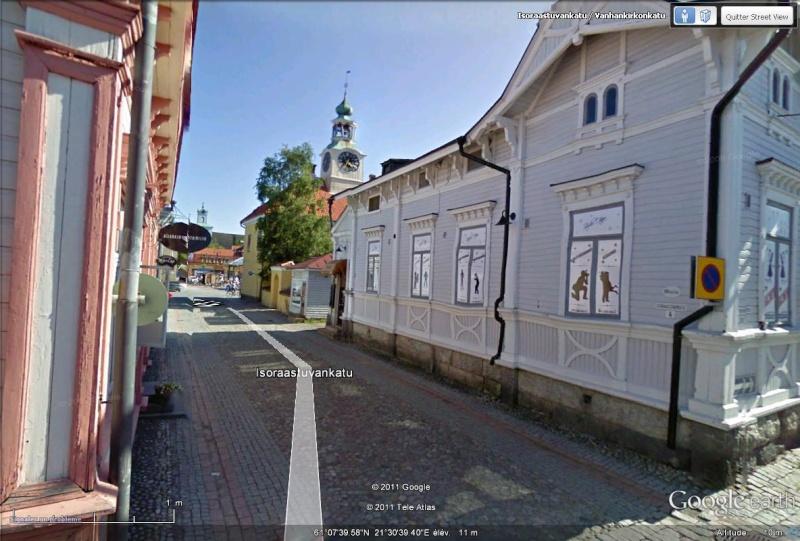 [Finlande] - Le patrimoine mondial de l'UNESCO Mairie11