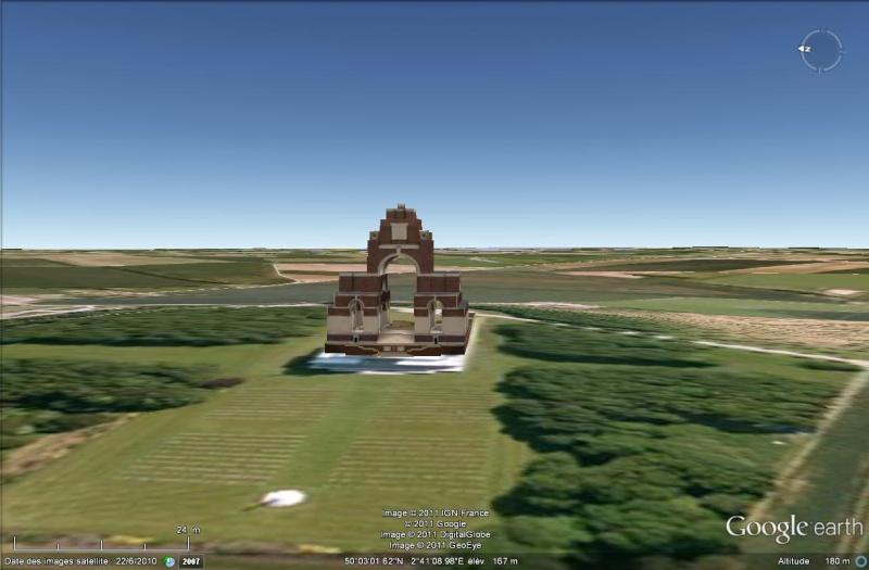 A la découverte des mémoriaux et cimetières militaires Mamori11