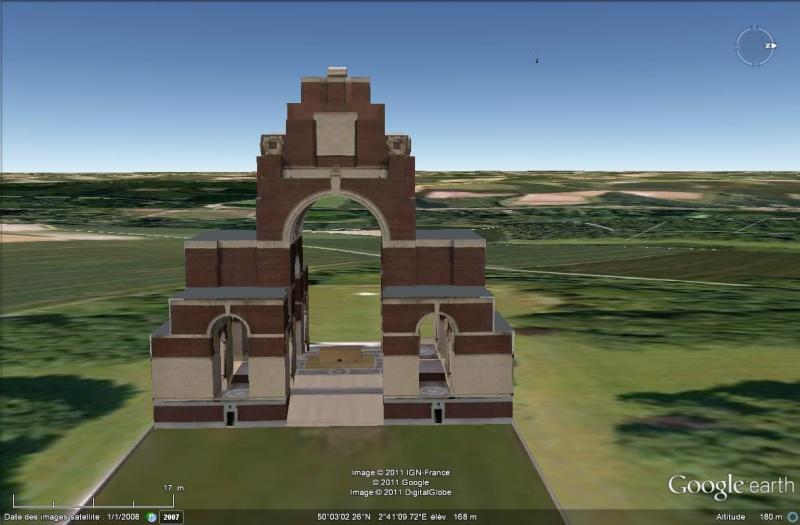 A la découverte des mémoriaux et cimetières militaires Mamori12