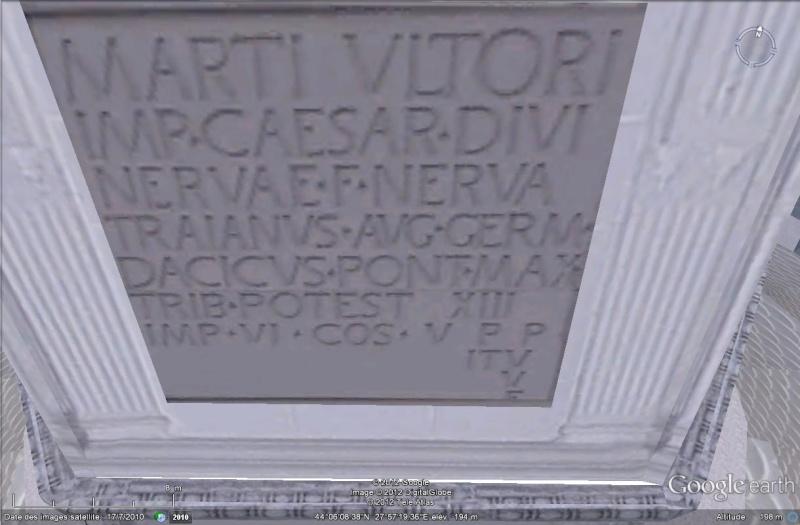 [Roumanie] - Monument Tropaeum Traiani Adamclisi  Monmen10