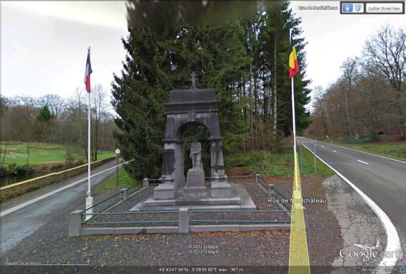 A la découverte des mémoriaux et cimetières militaires - Page 3 Monume16