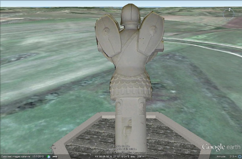 [Roumanie] - Monument Tropaeum Traiani Adamclisi  Monume21