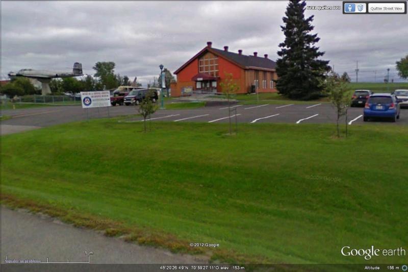 [Canada] - Musée de la Défense Aérienne sur la base de Bagotville Musae_28