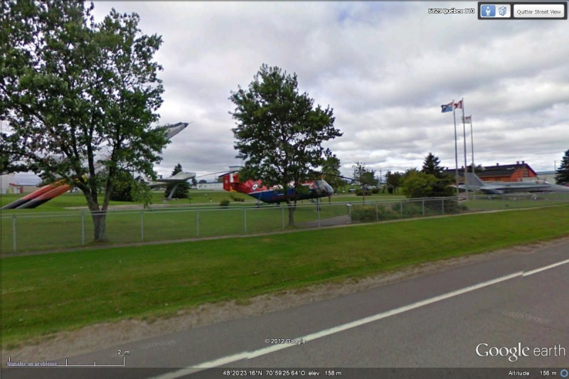 [Canada] - Musée de la Défense Aérienne sur la base de Bagotville Musae_29