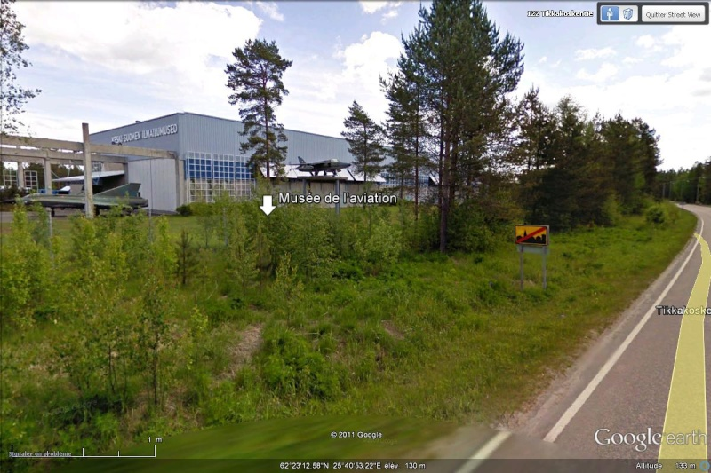 [Finlande] - Musée de l'aviation(Tikkakoskentie), Jyväskylä Musee_12