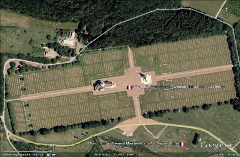 A la découverte des mémoriaux et cimetières militaires - Page 3 Notre_10