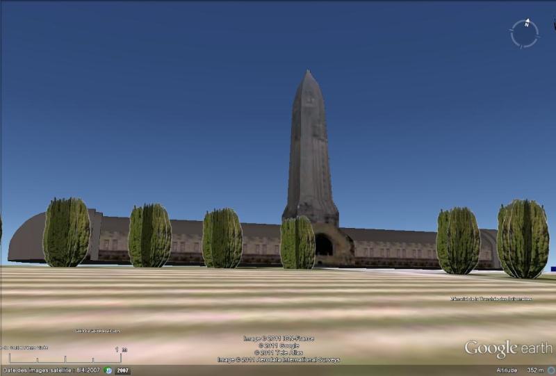 A la découverte des mémoriaux et cimetières militaires Ossuai10