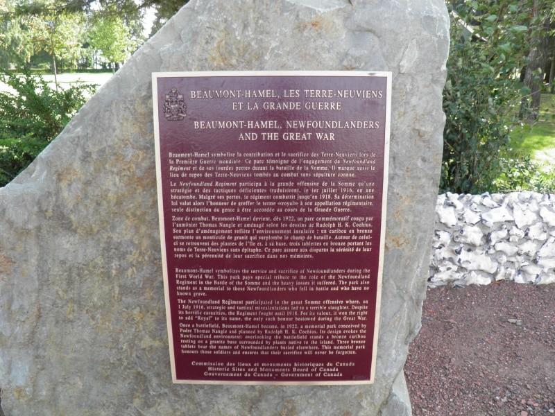 A la découverte des mémoriaux et cimetières militaires P8250012
