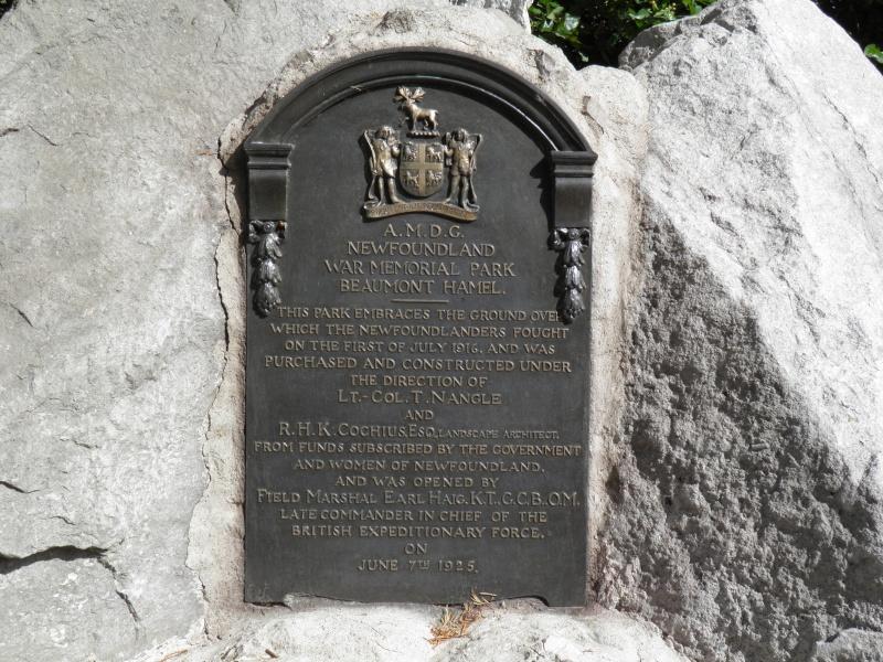 A la découverte des mémoriaux et cimetières militaires P8250013
