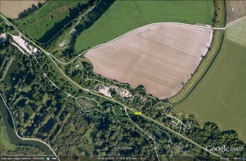 A la découverte de la Somme avec Google Earth Parc_d14