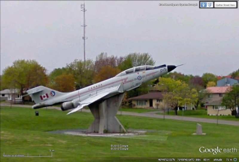 [Canada] - Avion sculpture-London - Ontario Parc_d17
