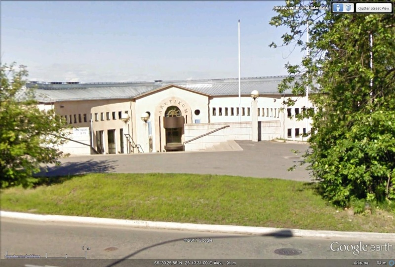 Les musées de FINLANDE Photo110