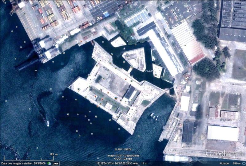 [Mexique] - Fort de San Juan de Ulua, Veracruz San_ju10