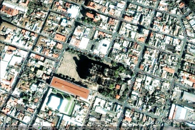 [Mexique] - Sanctuaire Notre Dame de Guadalupe Santua10