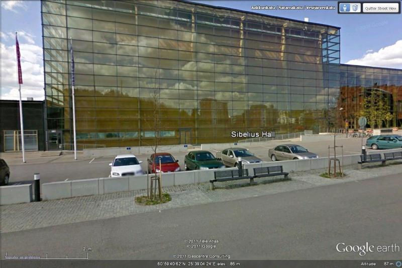 "[Finlande] - Salle de concert ""Sibelius Hall"" à Lahti Sibeli11"
