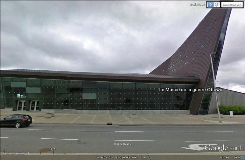 [Canada] - Le Musée de la guerre Ottawa  Steet_21