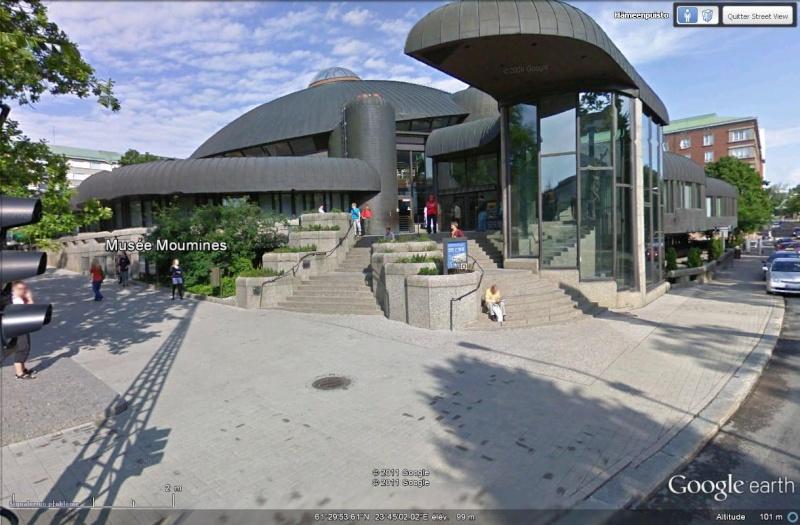 Les musées de FINLANDE Streer11