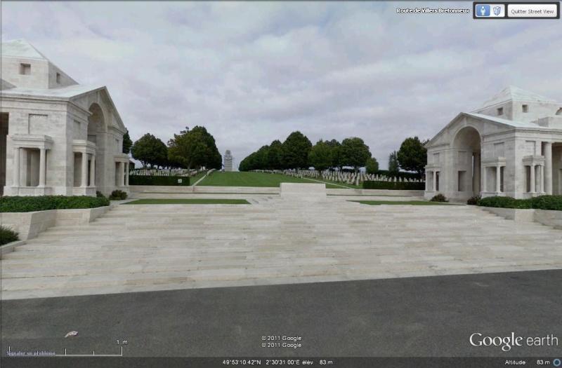 A la découverte des mémoriaux et cimetières militaires Street11