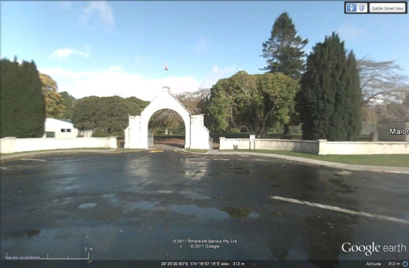 [Nouvelle-Zélande] - Malone Mémorial Stratford Street22