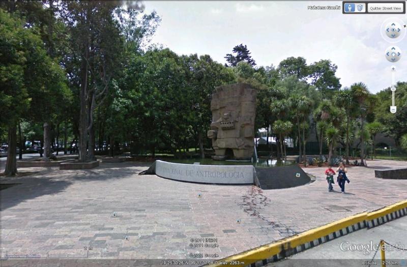 [Mexique] - Musée National d'Anthropologie, Mexico Street39