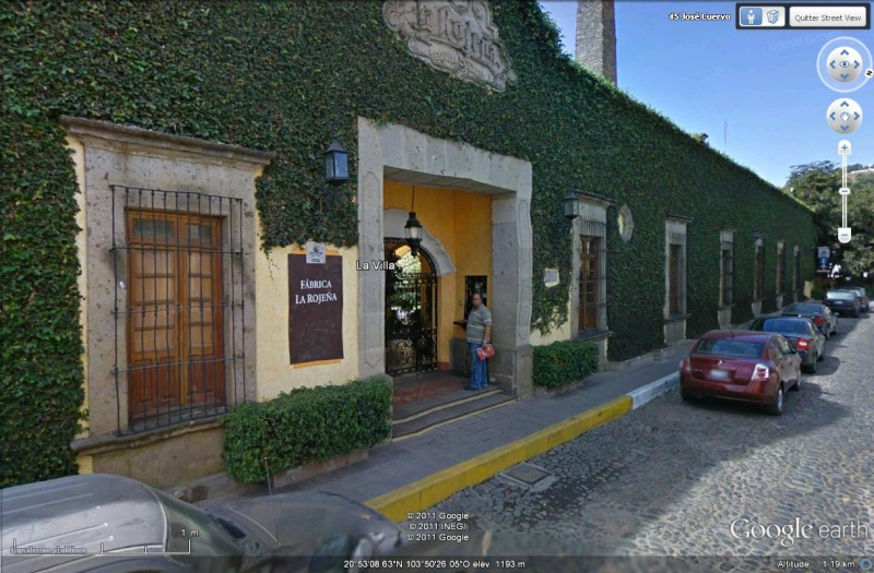 [Mexique] - Distillerie José Cuervo, Tequila Street40