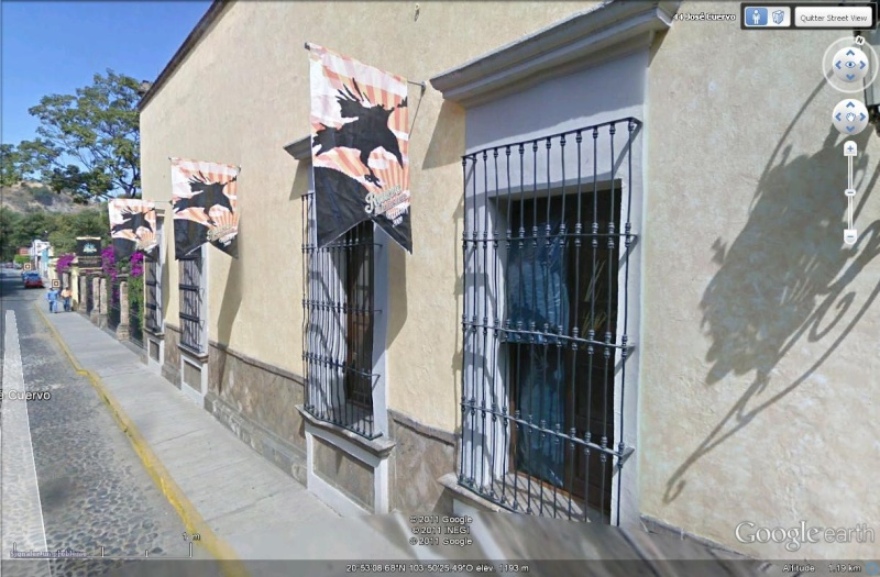 [Mexique] - Distillerie José Cuervo, Tequila Street41
