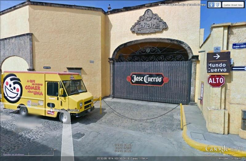 [Mexique] - Distillerie José Cuervo, Tequila Street43