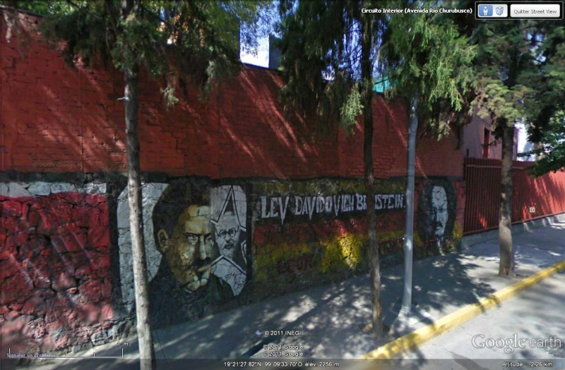[Mexique] - Musée Léon Trotski, Mexico Street58