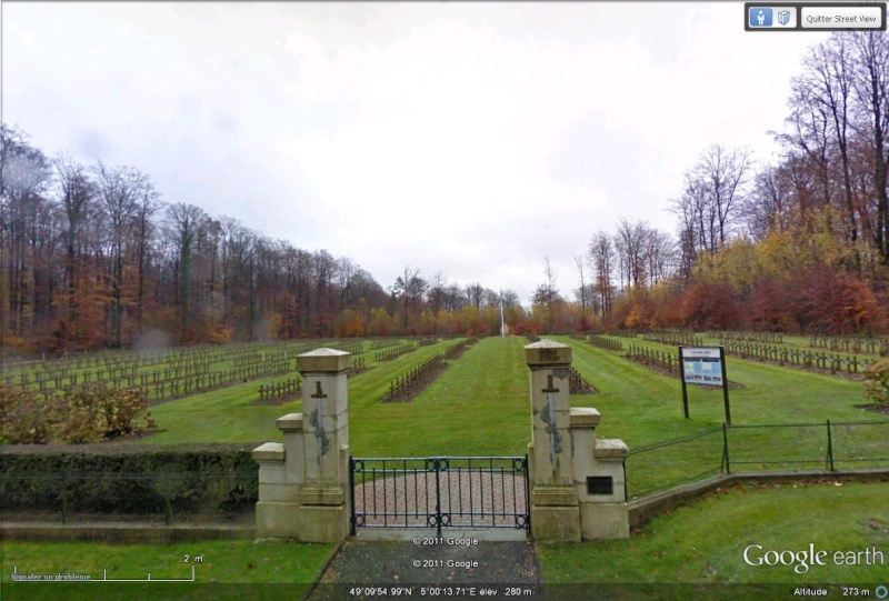 A la découverte des mémoriaux et cimetières militaires - Page 3 Street62