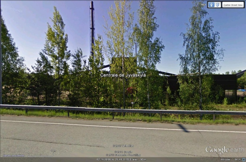 [Finlande] - Centrale de contre-pression, Jyväskylä Street65