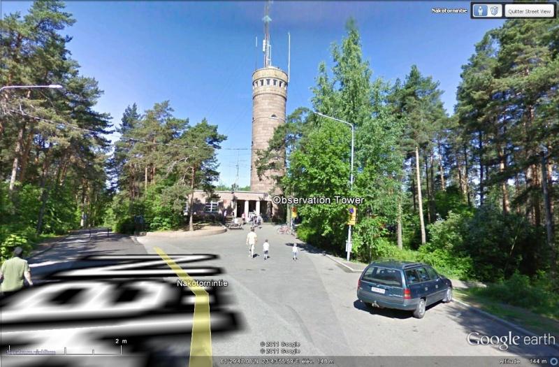 [Finlande] - Tour d'observation, Tampere Street69