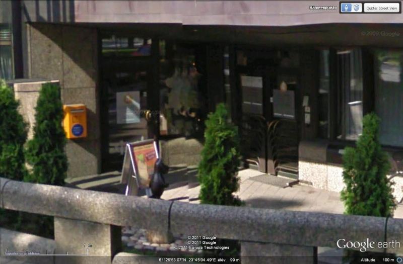 Les musées de FINLANDE Street72