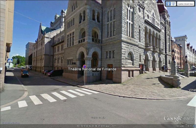 [Finlande] - Théâtre National, Helsinki Street75