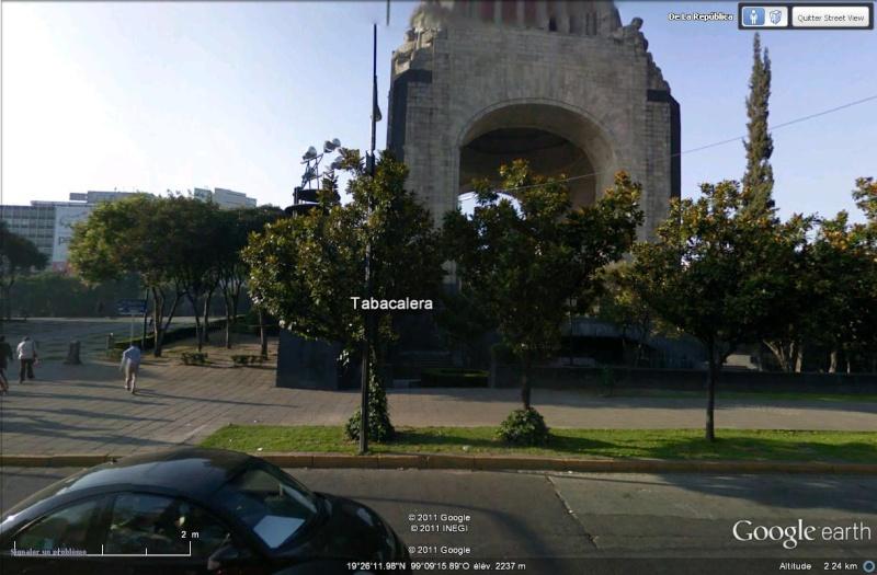[Mexique] - Monument à la Révolution Taba10