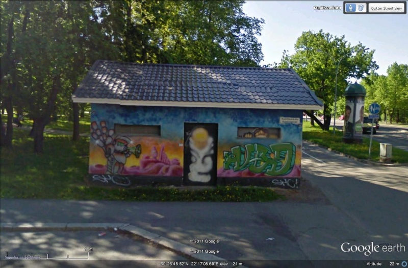 [Finlande] - STREET VIEW : les cartes postales - Page 4 Tag10