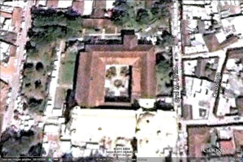 [Mexique] - Couvent et ancien temple de Santo Domingo Temple13