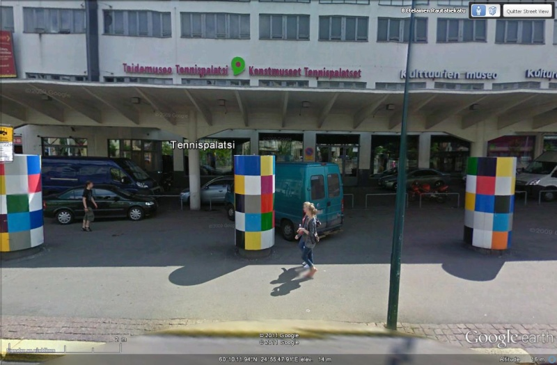 [Finlande] - Centre culturel et de loisirs Tennispalatsi (Kamppi), Helsinski Tennis11
