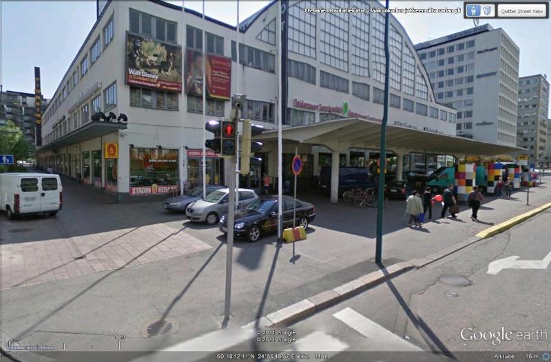 [Finlande] - Centre culturel et de loisirs Tennispalatsi (Kamppi), Helsinski Tennis12
