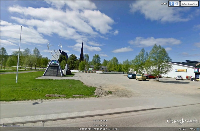[Finlande] - STREET VIEW : les cartes postales - Page 4 Tippy10
