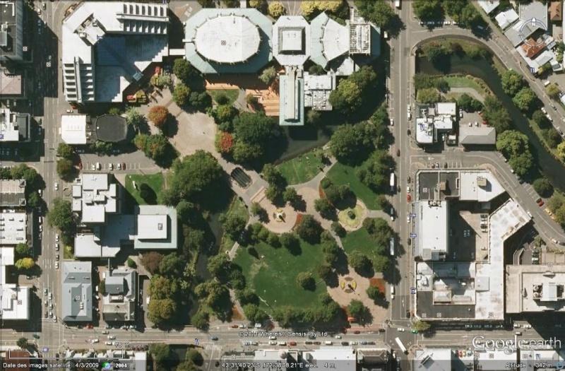 [Nouvelle-Zélande] - Christchurch Victoria Square Victor10
