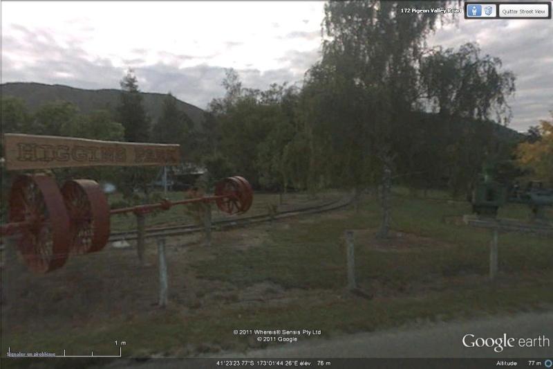 [Nouvelle-Zélande] - Pigeon Valley Steam Museum View10
