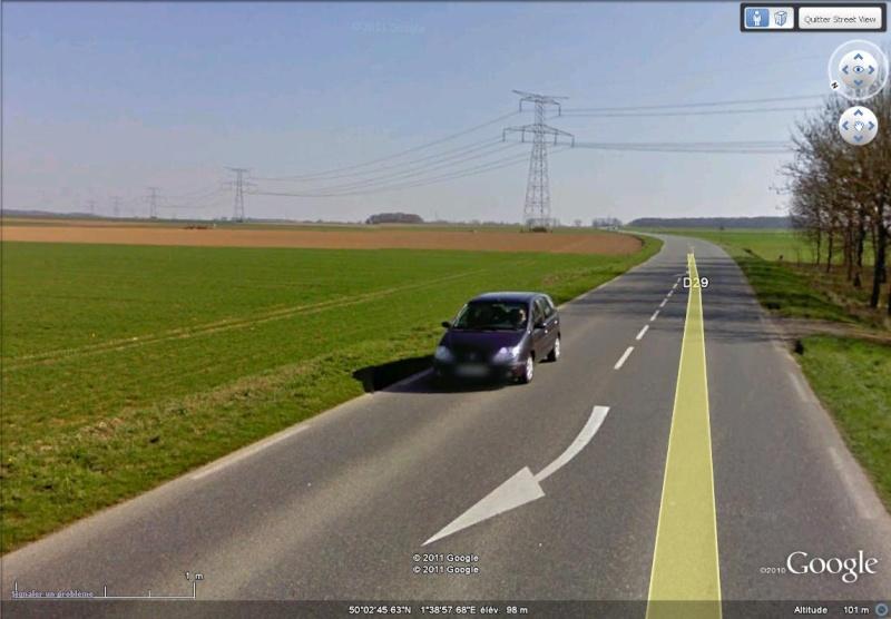 Dans quelles régions se trouvent les GoogleCar ? Willy_10