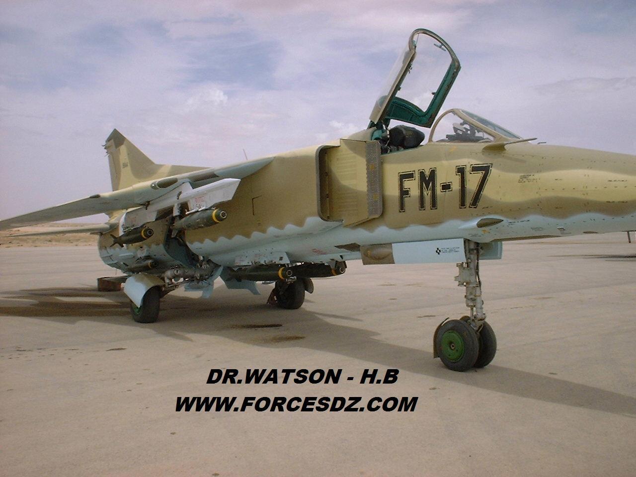 طائرات وصواريخ جزائرية للجيش التونسي 0411