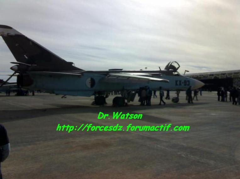 الطائرة المقاتلة المتعددة المهام السو-24  (SU – 24 (Sukhoi Su-2410