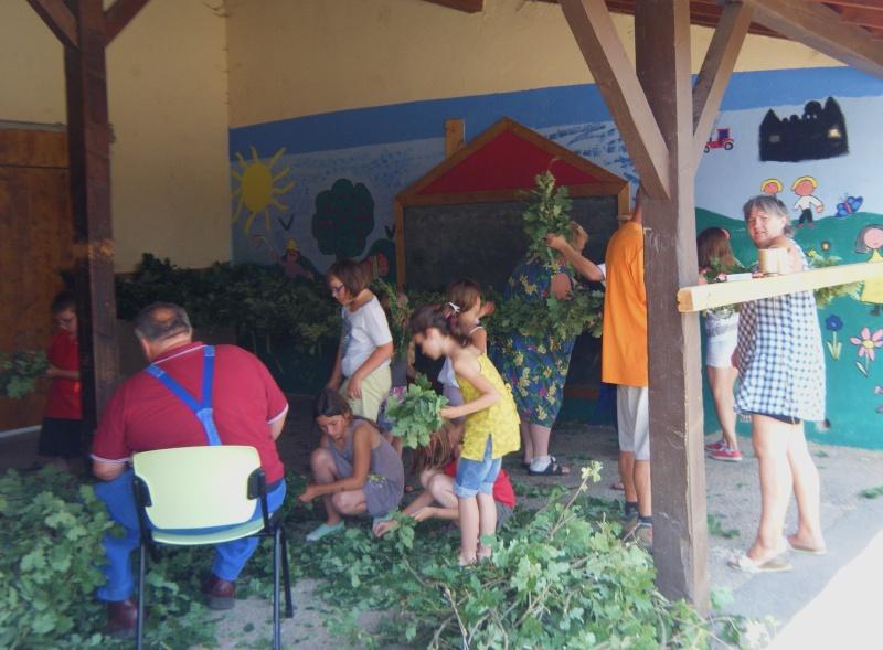 Wangen : Fête de la Fontaine le 8 juillet 2012 Dscf0010
