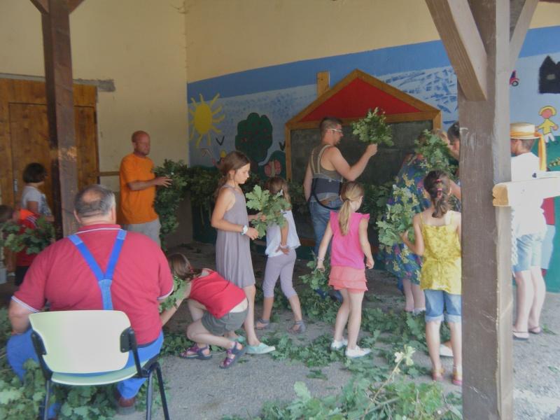 Wangen : Fête de la Fontaine le 8 juillet 2012 Dscf0014