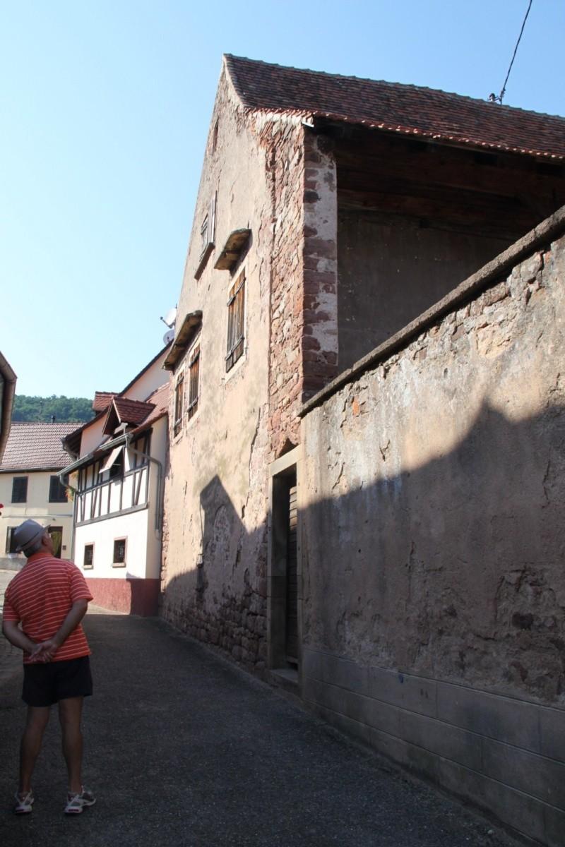 Wangen : Visites du village , été 2012 Img_2016